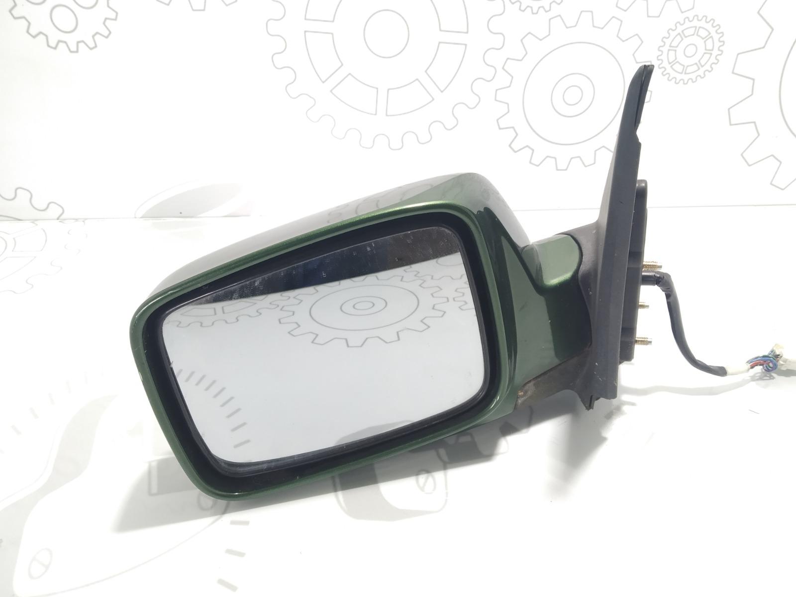 Зеркало наружное левое Nissan X-Trail T30 2.0 I 2002 (б/у)