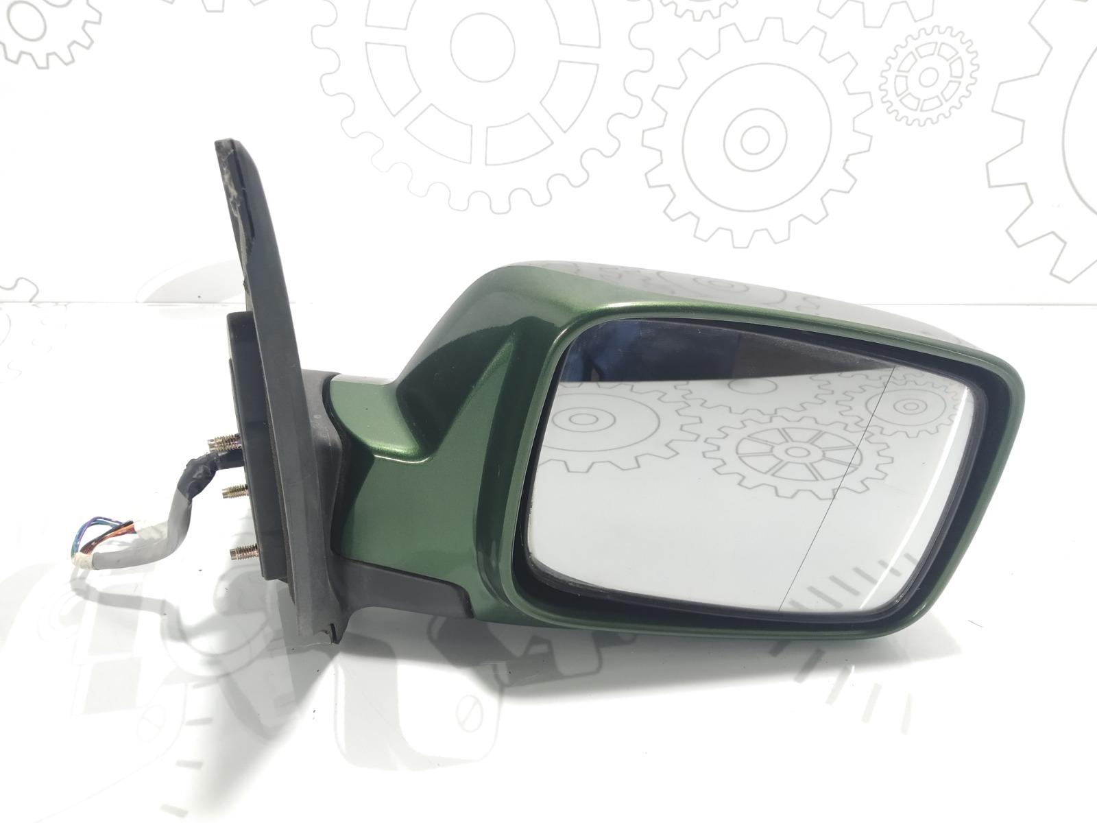 Зеркало наружное правое Nissan X-Trail T30 2.0 I 2002 (б/у)