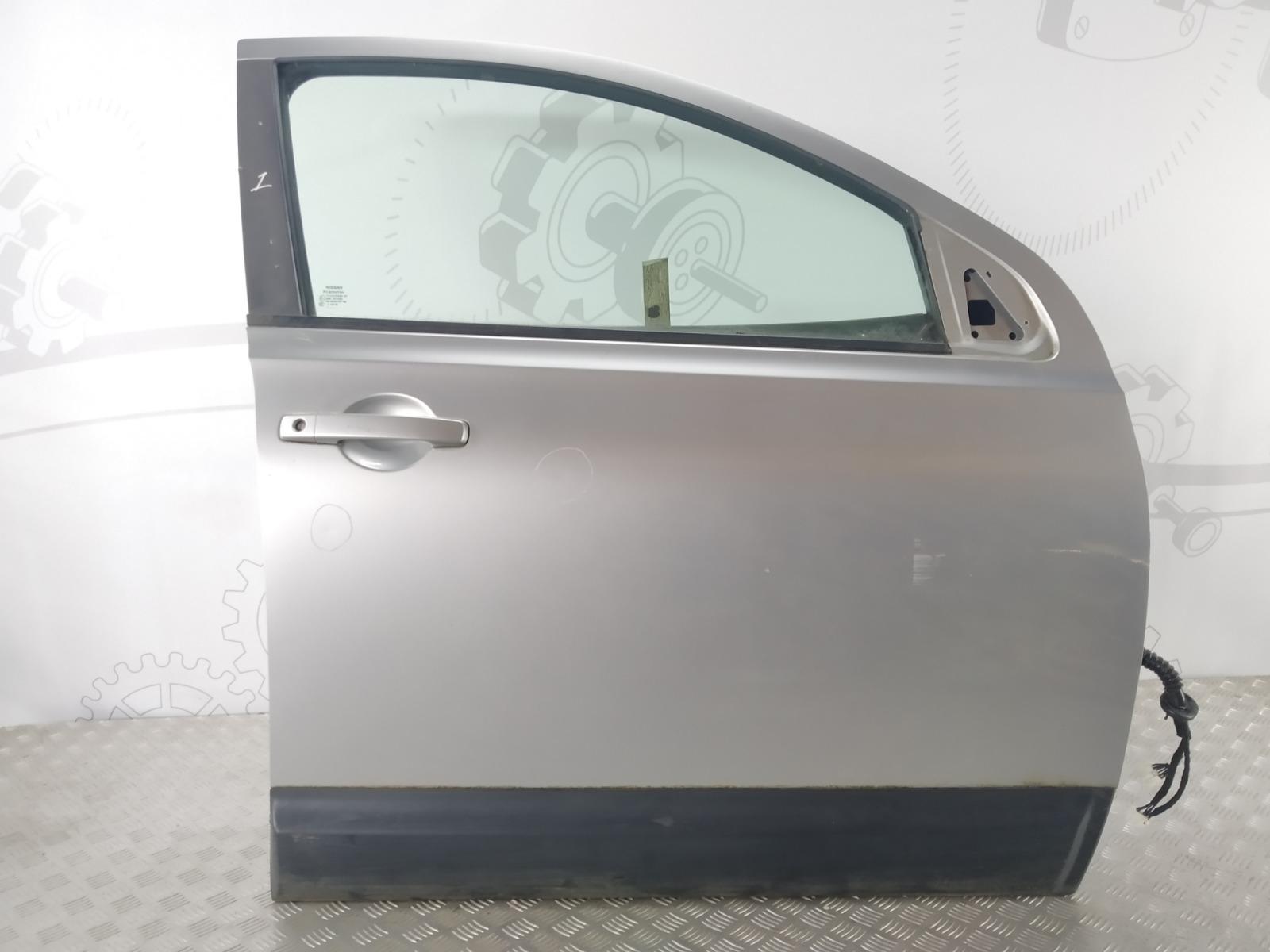 Дверь передняя правая Nissan Qashqai 1.5 DCI 2007 (б/у)