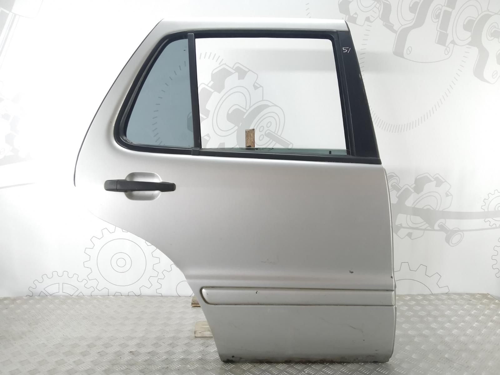 Дверь задняя правая Mercedes Ml W163 3.2 I 2001 (б/у)