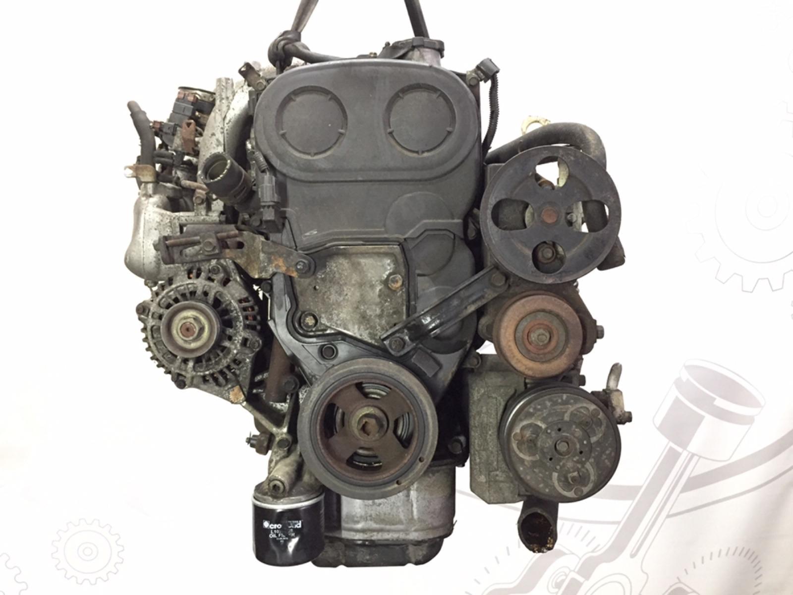 Двигатель бензиновый Mitsubishi Pajero Pinin 1.8 I 2001 (б/у)
