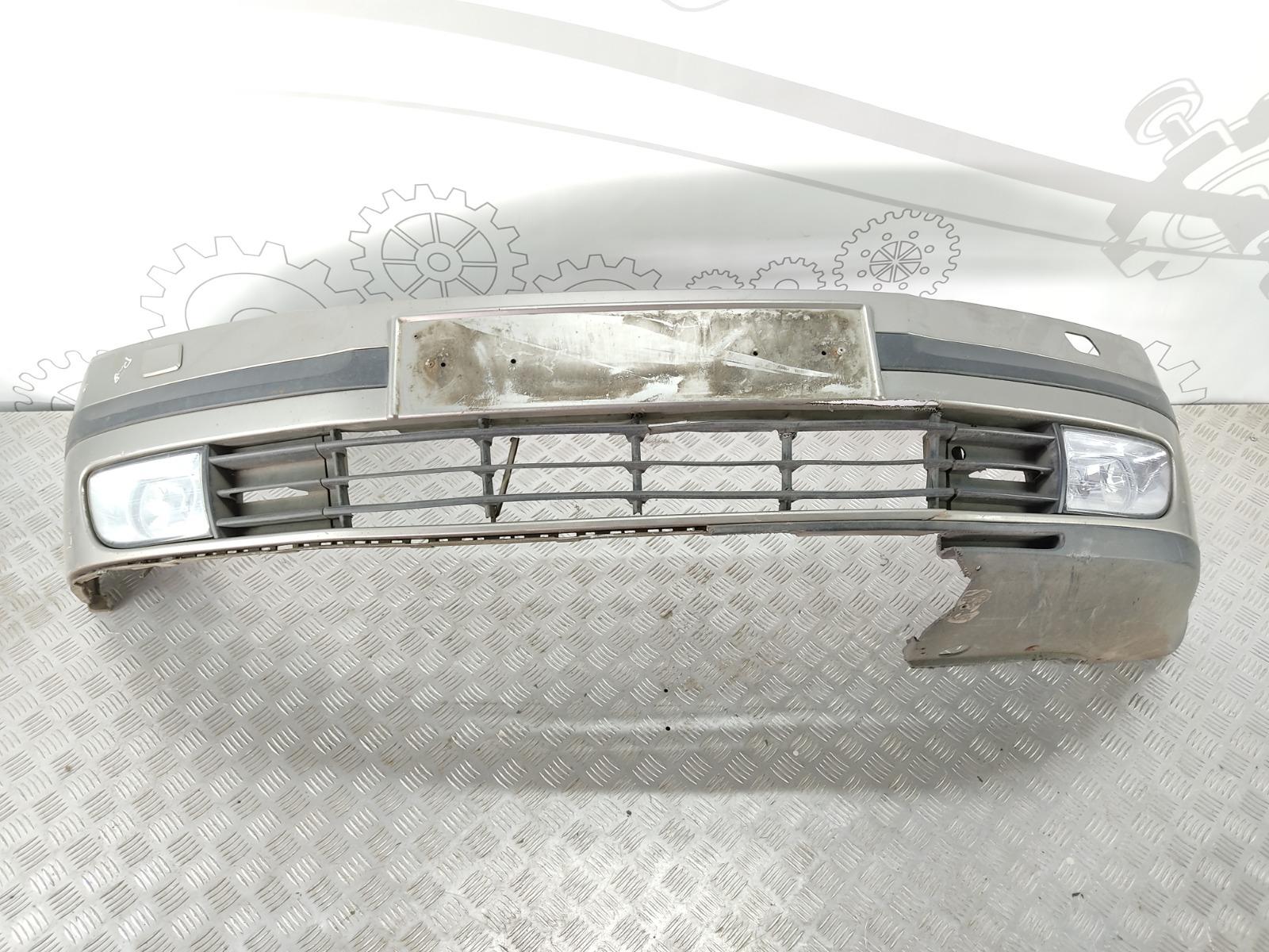 Бампер передний Skoda Octavia 1.9 TDI 2008 (б/у)