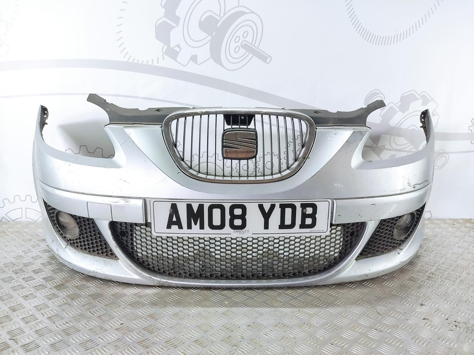 Бампер передний Seat Altea 1.9 TDI 2008 (б/у)