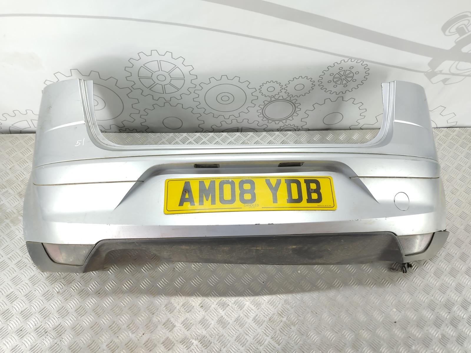 Бампер задний Seat Altea 1.9 TDI 2008 (б/у)