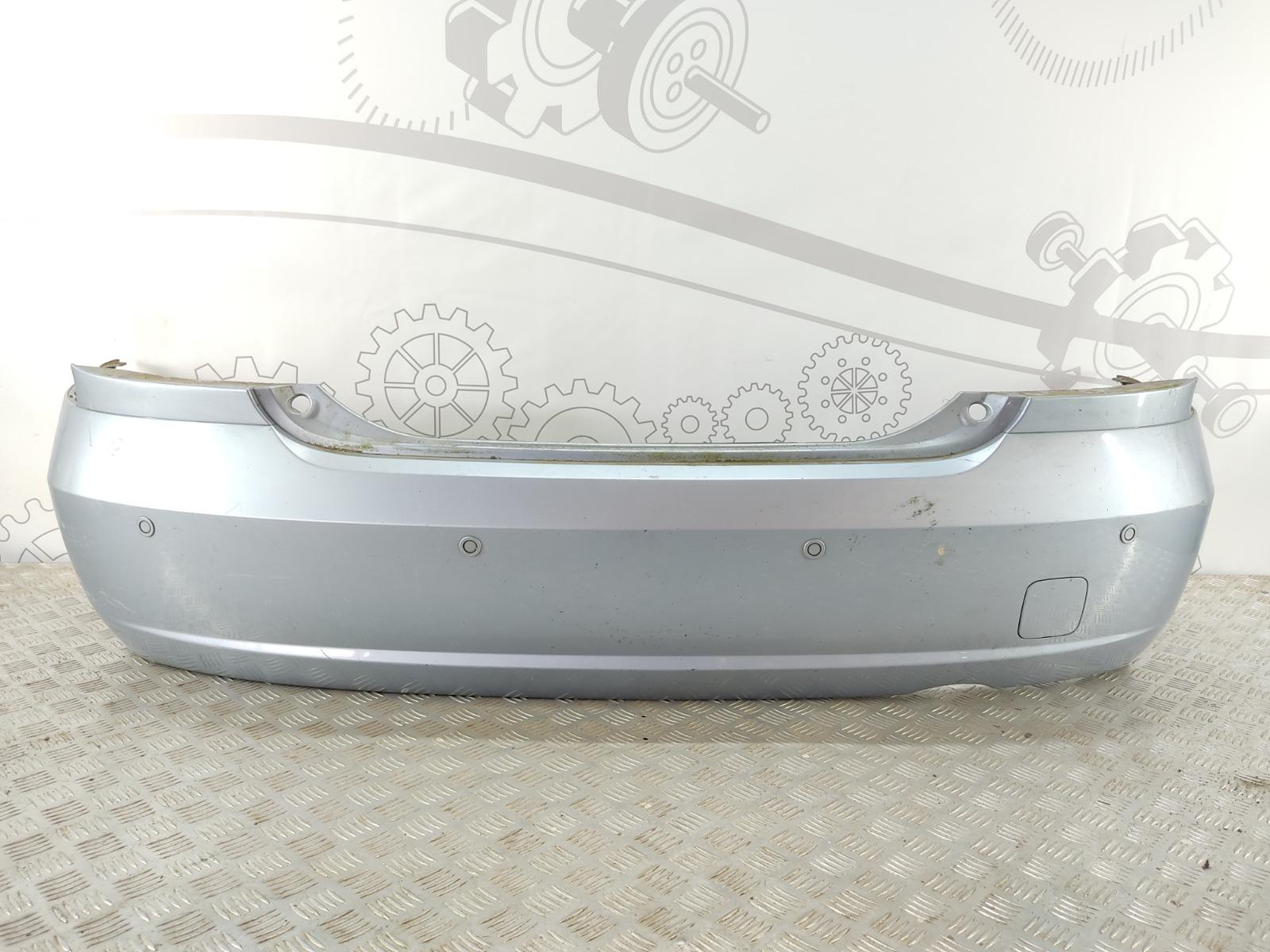Бампер задний Nissan Almera N16 1.5 I 2005 (б/у)