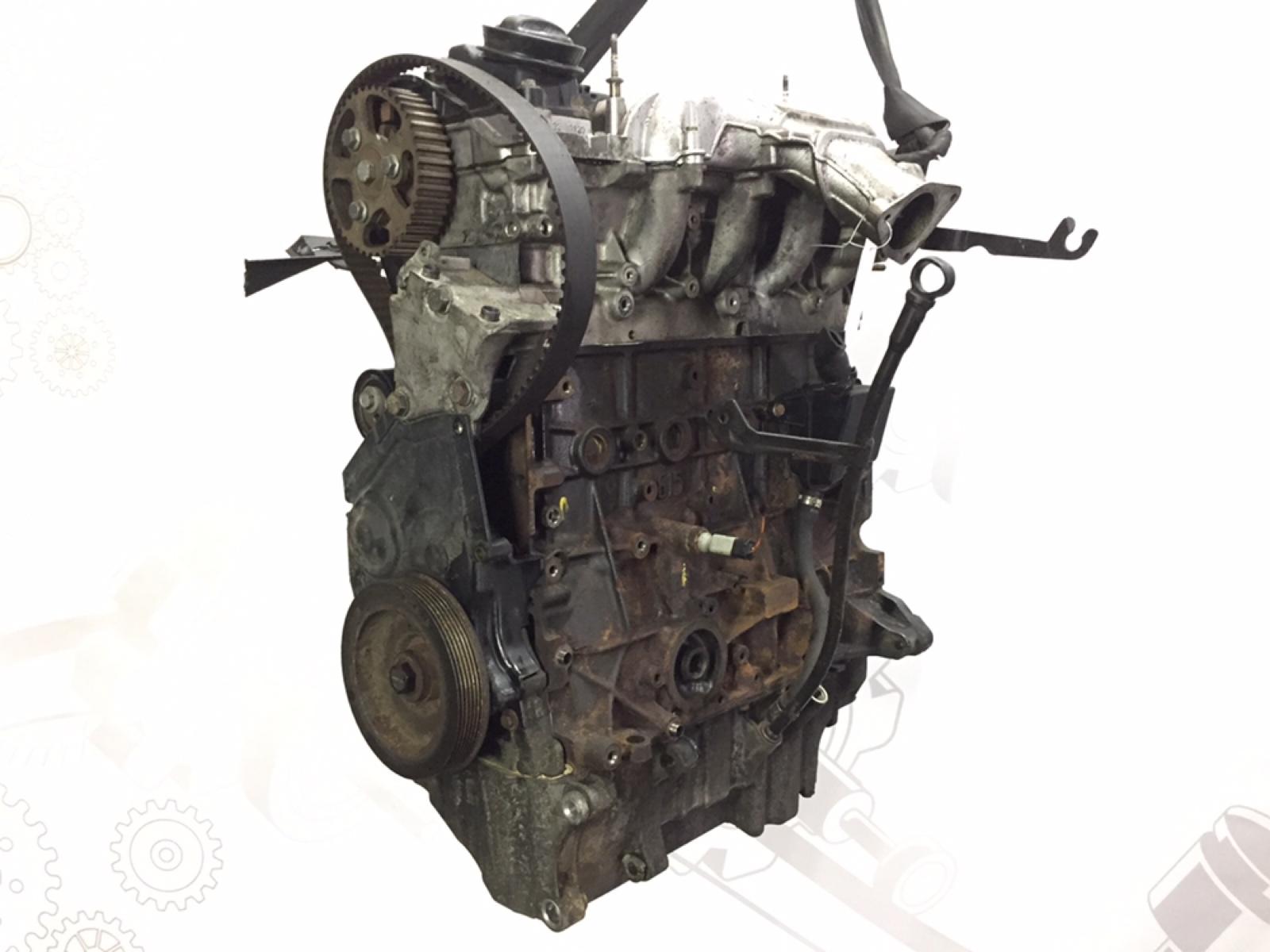 Двигатель дизельный Peugeot 607 2.2 HDI 2005 (б/у)