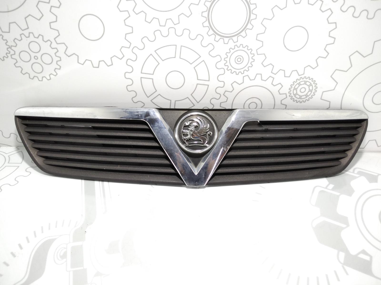 Решетка радиатора Opel Meriva 1.4 I 2005 (б/у)