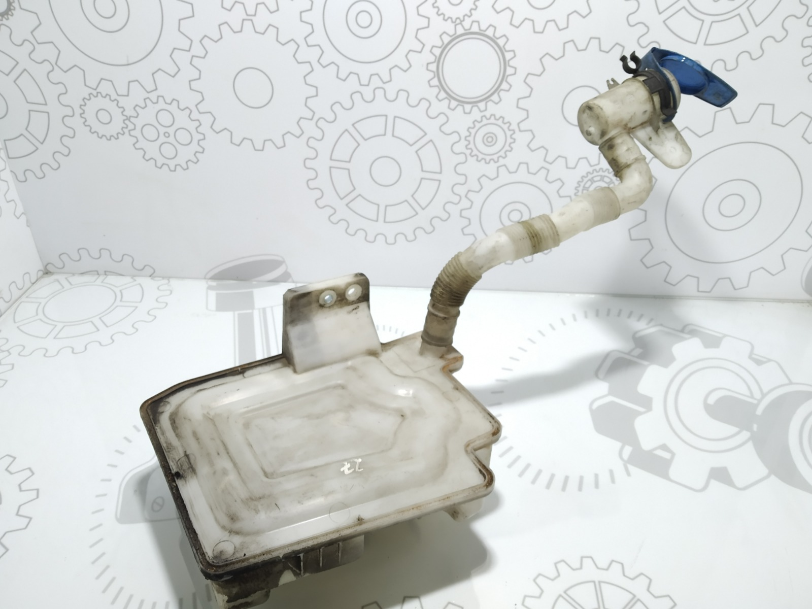 Бачок омывателя Volkswagen Touran 1.6 FSI 2003 (б/у)