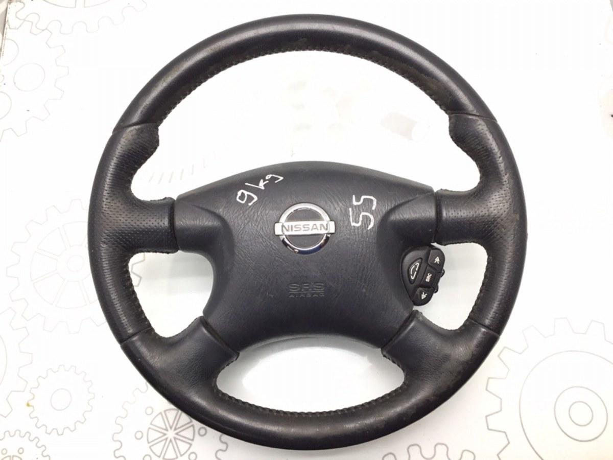 Руль Nissan X-Trail T30 2.0 I 2002 (б/у)