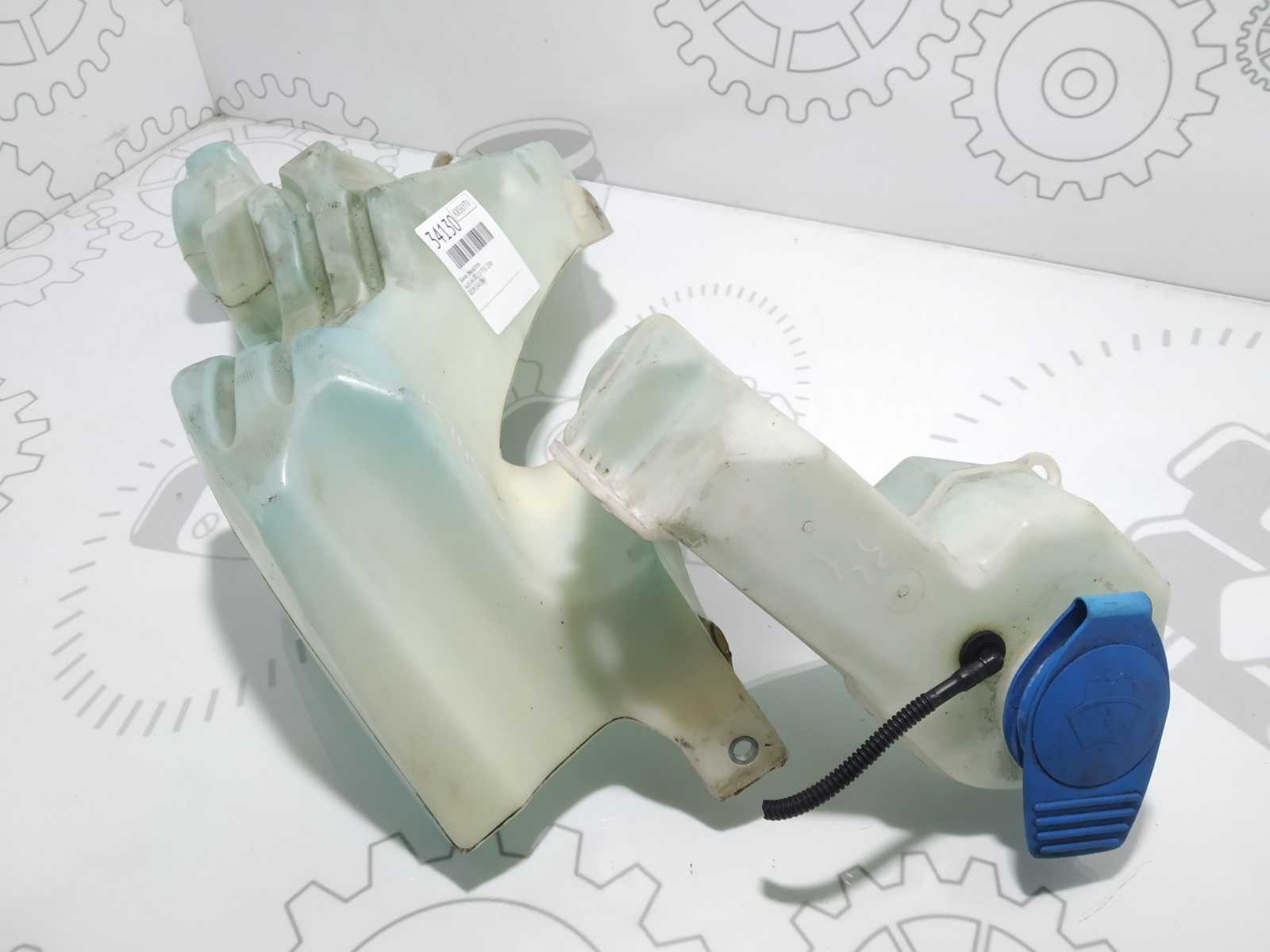 Бачок омывателя Audi A4 B7 2.0 TFSI 2006 (б/у)