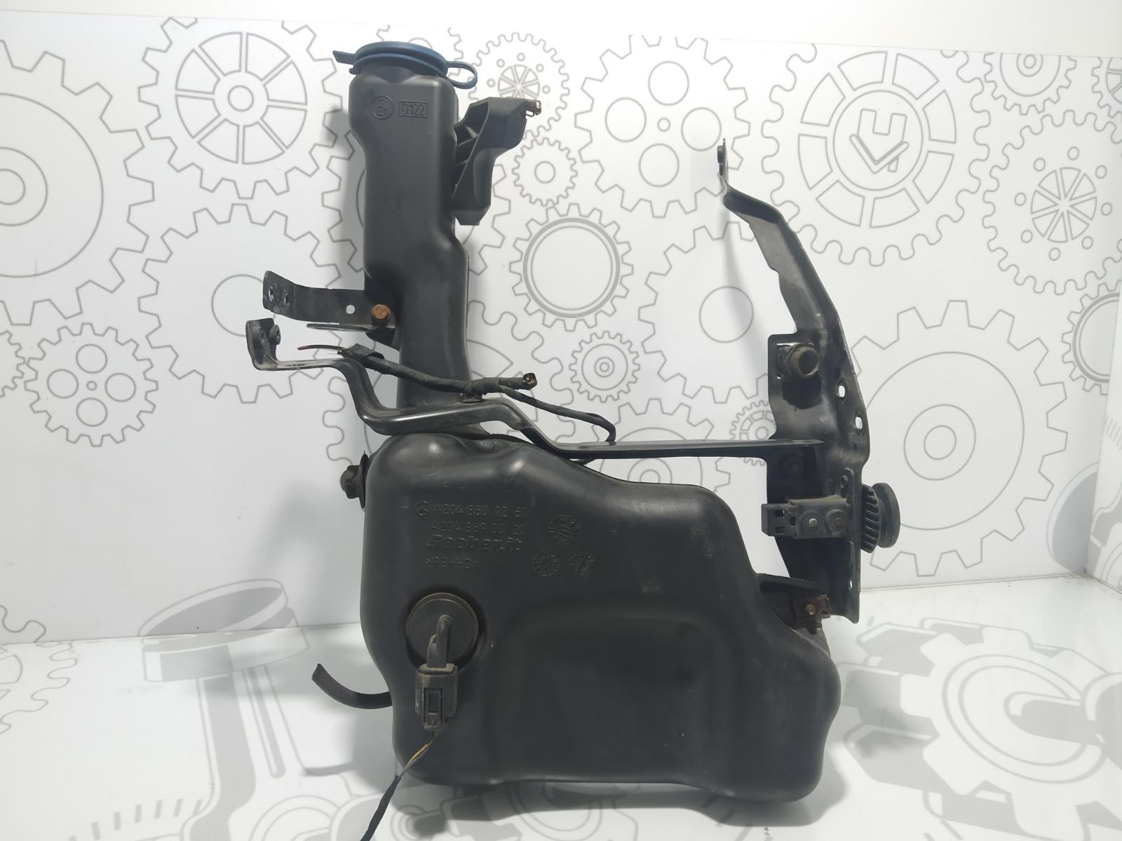 Бачок омывателя Mercedes C W204 2.2 CDI 2008 (б/у)