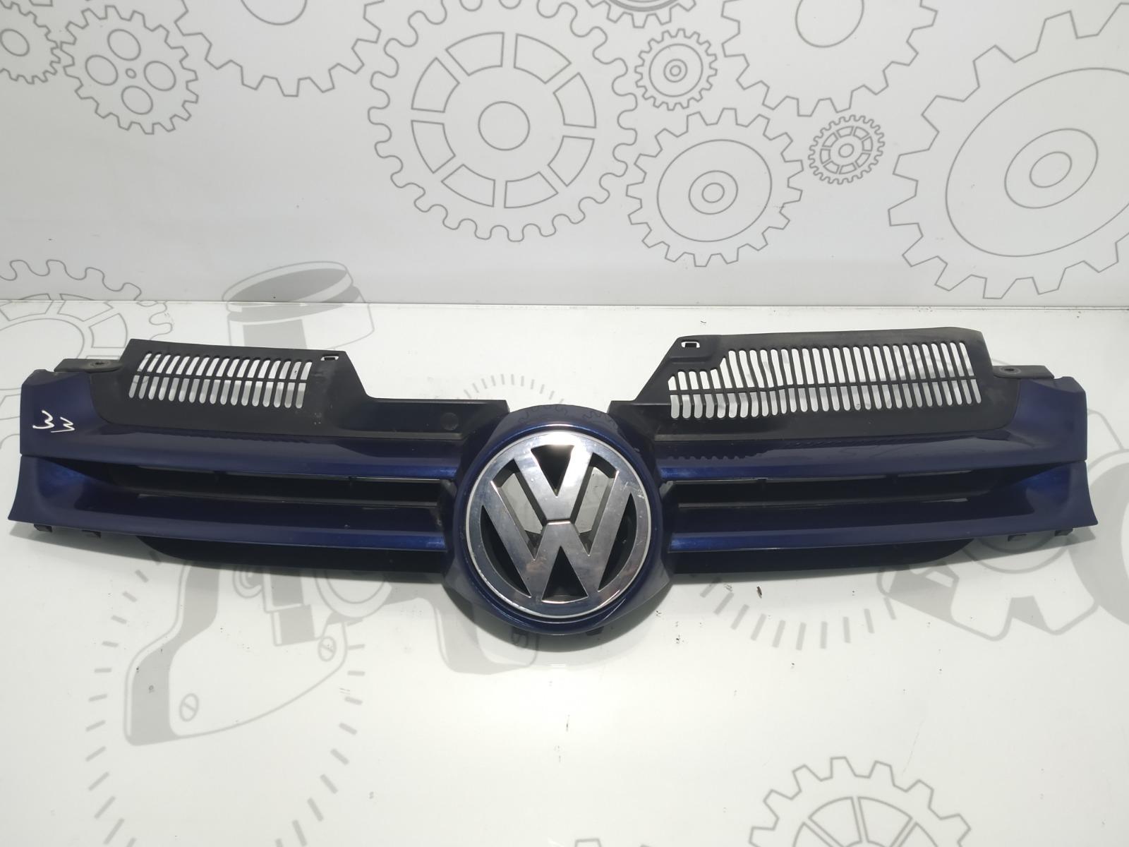 Решетка радиатора Volkswagen Golf 5 2.0 TDI 2004 (б/у)