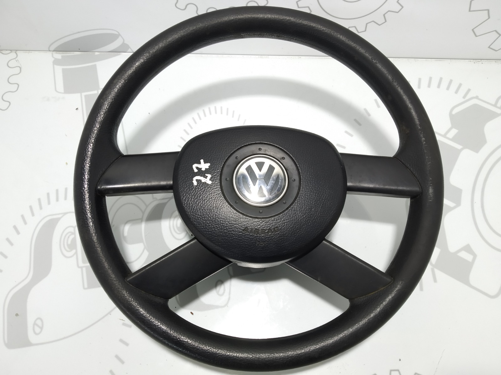 Руль Volkswagen Touran 1.6 FSI 2003 (б/у)