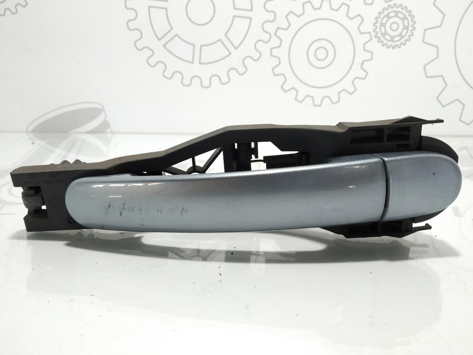 Ручка наружная передняя левая Skoda Octavia 1.9 TDI 2002 (б/у)