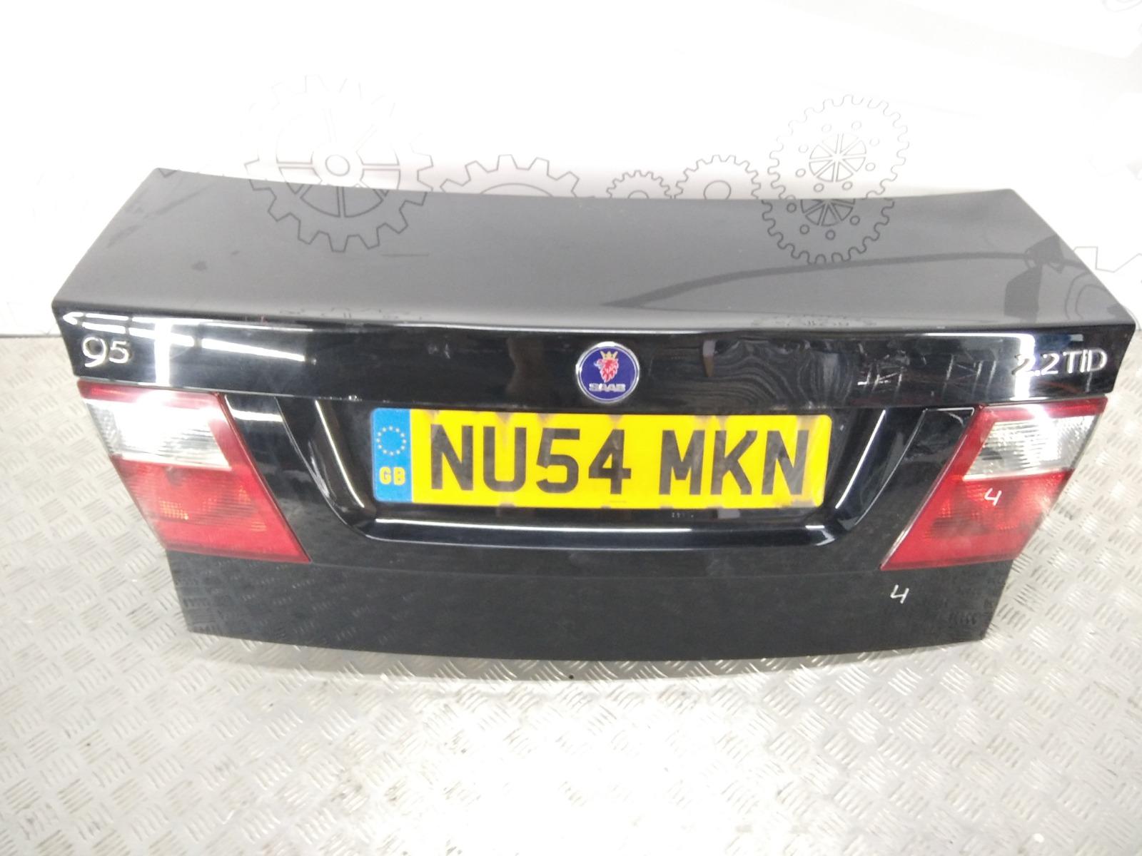Крышка багажника (дверь 3-5) Saab 9-5 2.2 TID 2004 (б/у)
