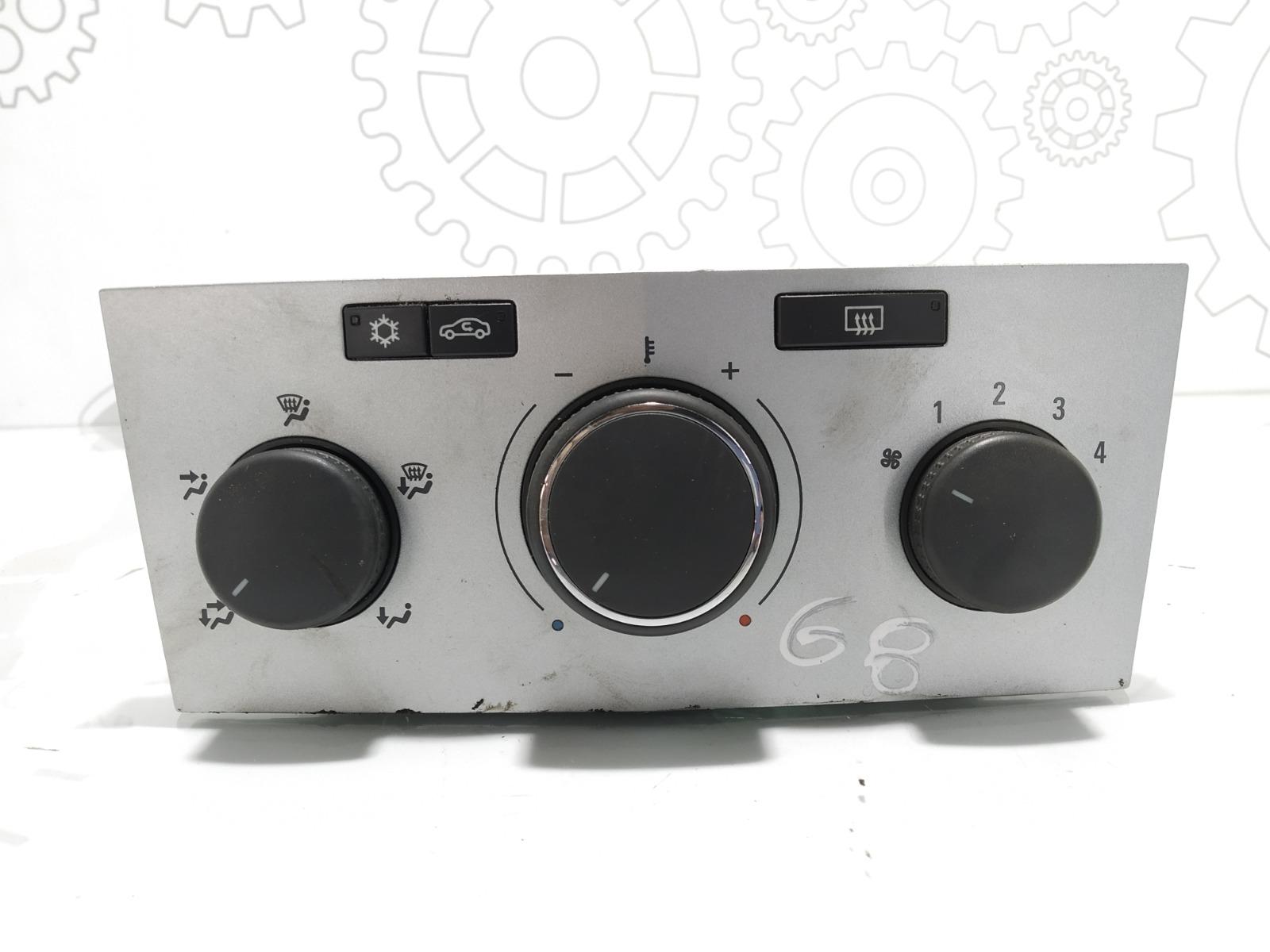 Блок управления печки/климат-контроля Opel Astra H 1.6 I 2008 (б/у)