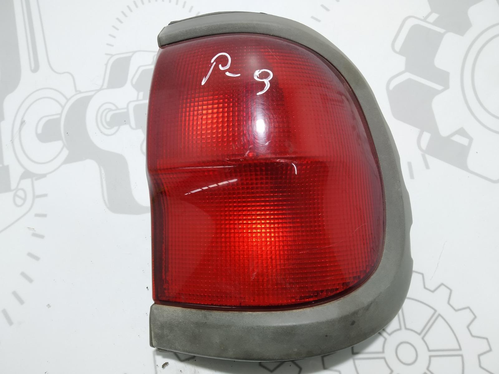 Фонарь задний правый Nissan Terrano 3.0 DI 2003 (б/у)