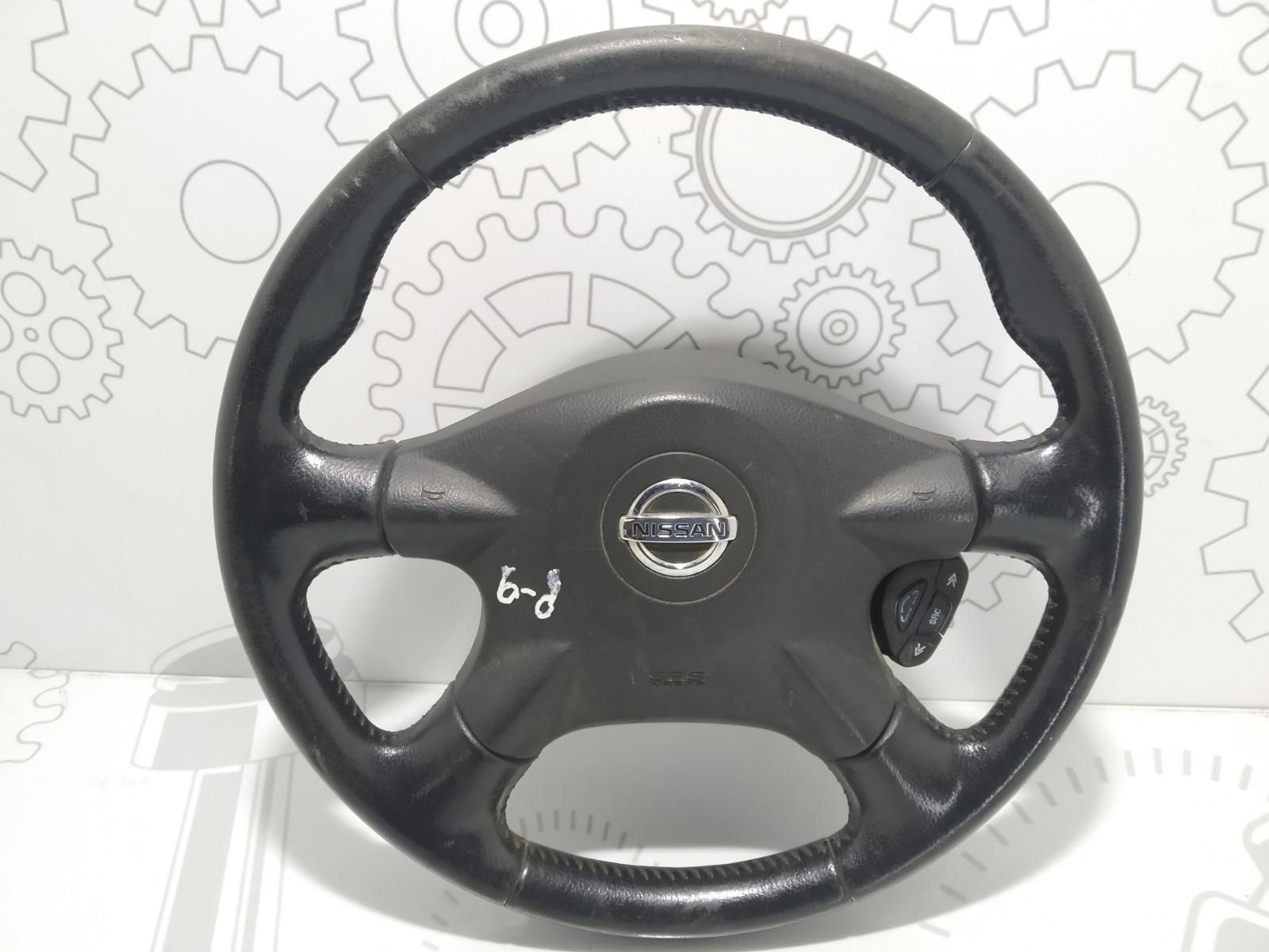 Руль Nissan Terrano 3.0 DI 2003 (б/у)