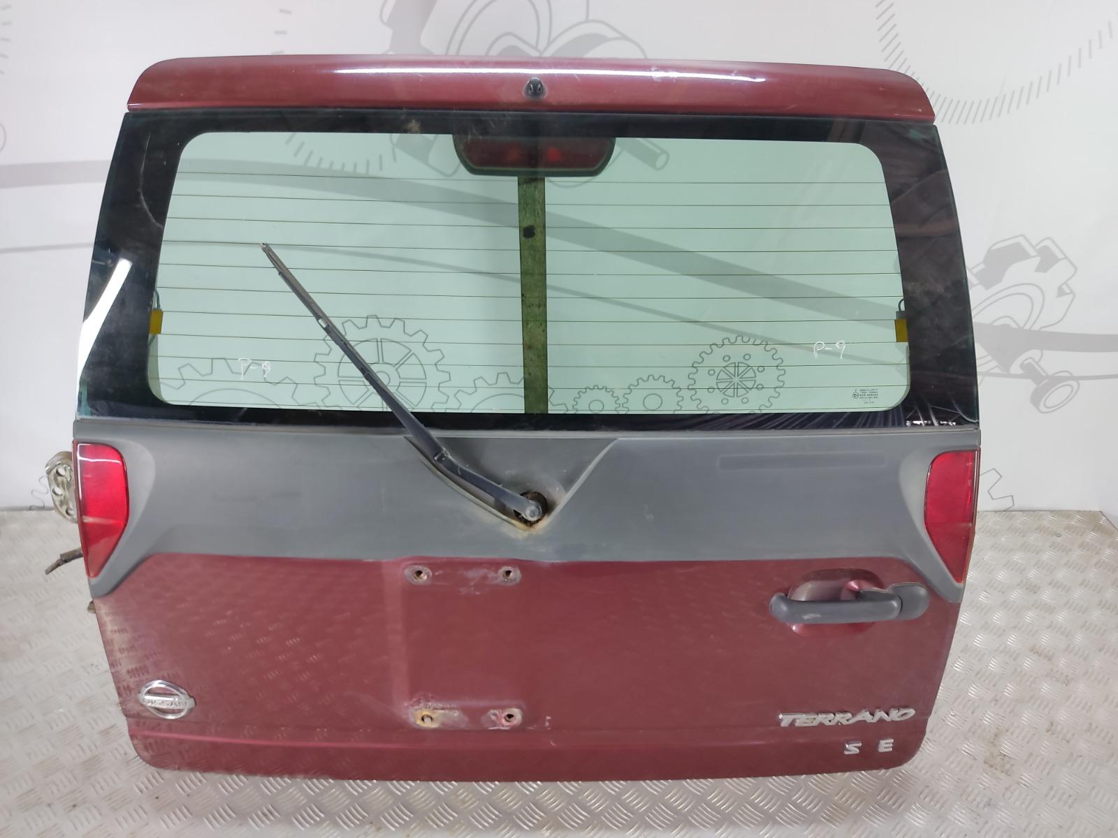Крышка багажника (дверь 3-5) Nissan Terrano 3.0 DI 2003 (б/у)