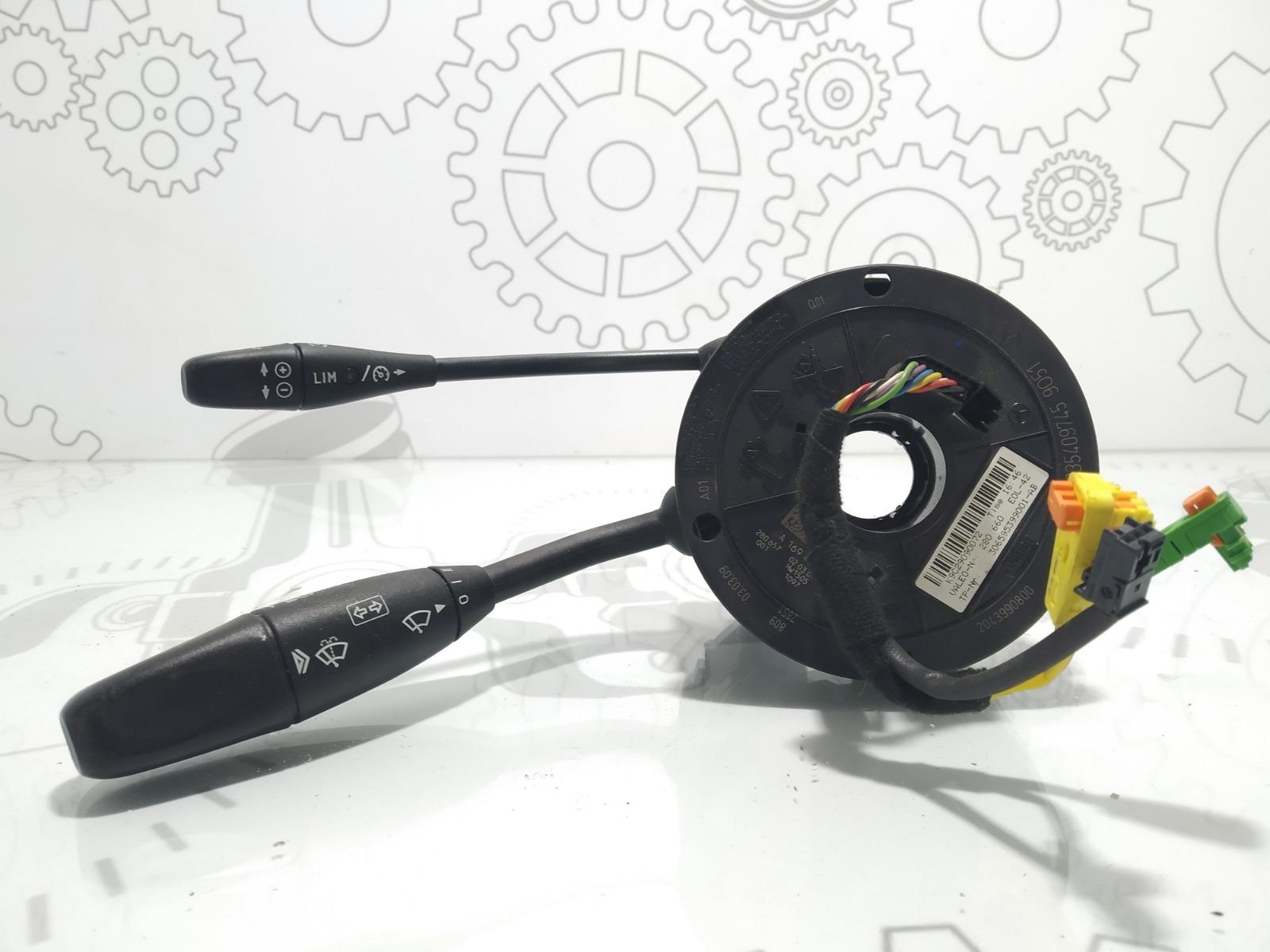 Переключатель подрулевой (стрекоза) Mercedes Clc CL203 2.2 CDI 2009 (б/у)