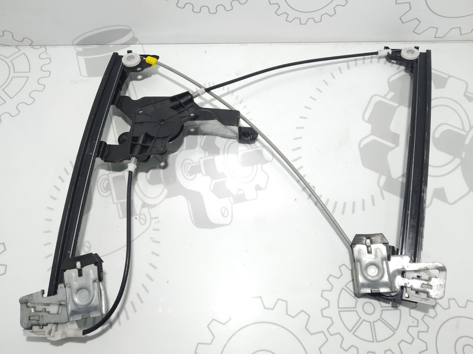 Стеклоподъемник электрический передний левый Skoda Octavia 1.9 TDI 2002 (б/у)