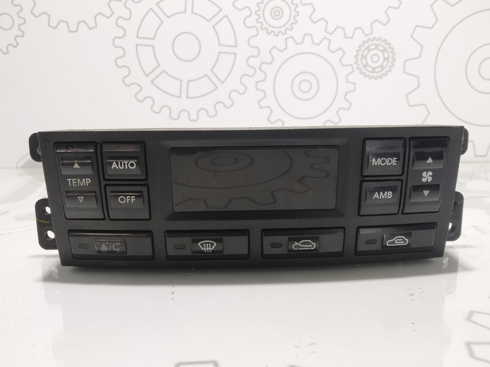 Блок управления печки/климат-контроля Kia Sorento 2.5 CRDI 2004 (б/у)