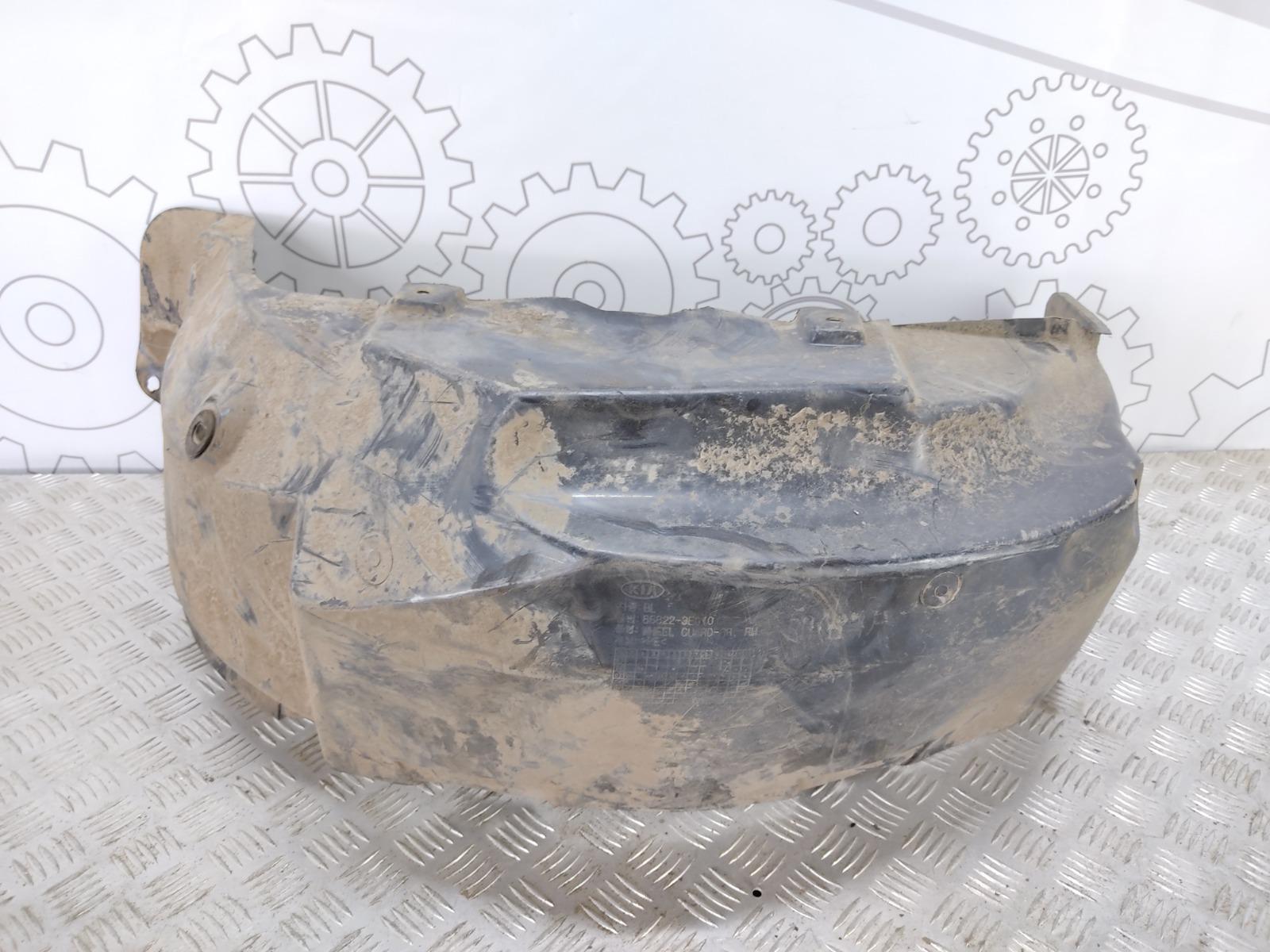Защита арок задняя правая (подкрылок) Kia Sorento 2.5 CRDI 2004 (б/у)
