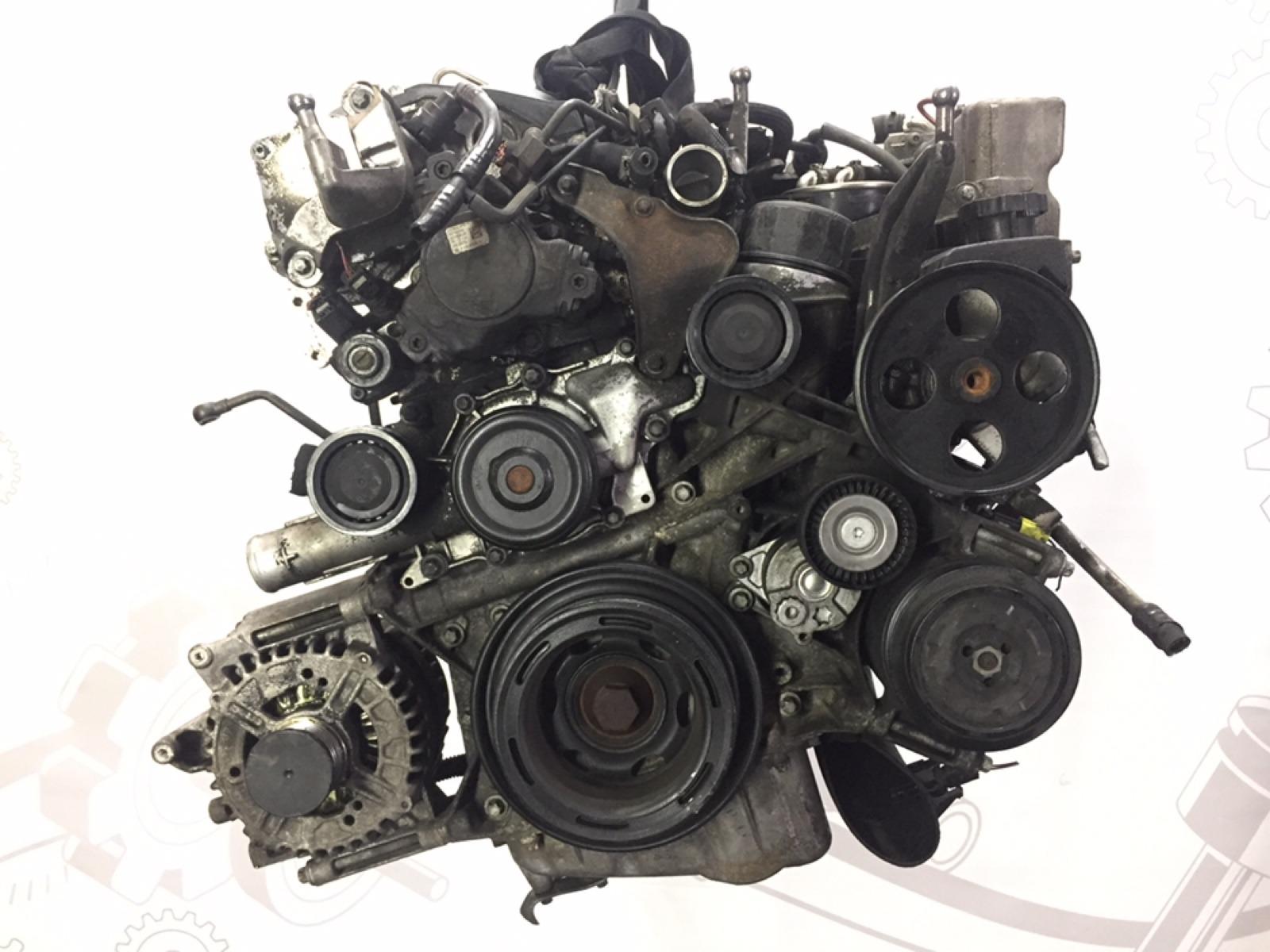 Двигатель дизельный Mercedes E W211 2.2 CDI 2009 (б/у)