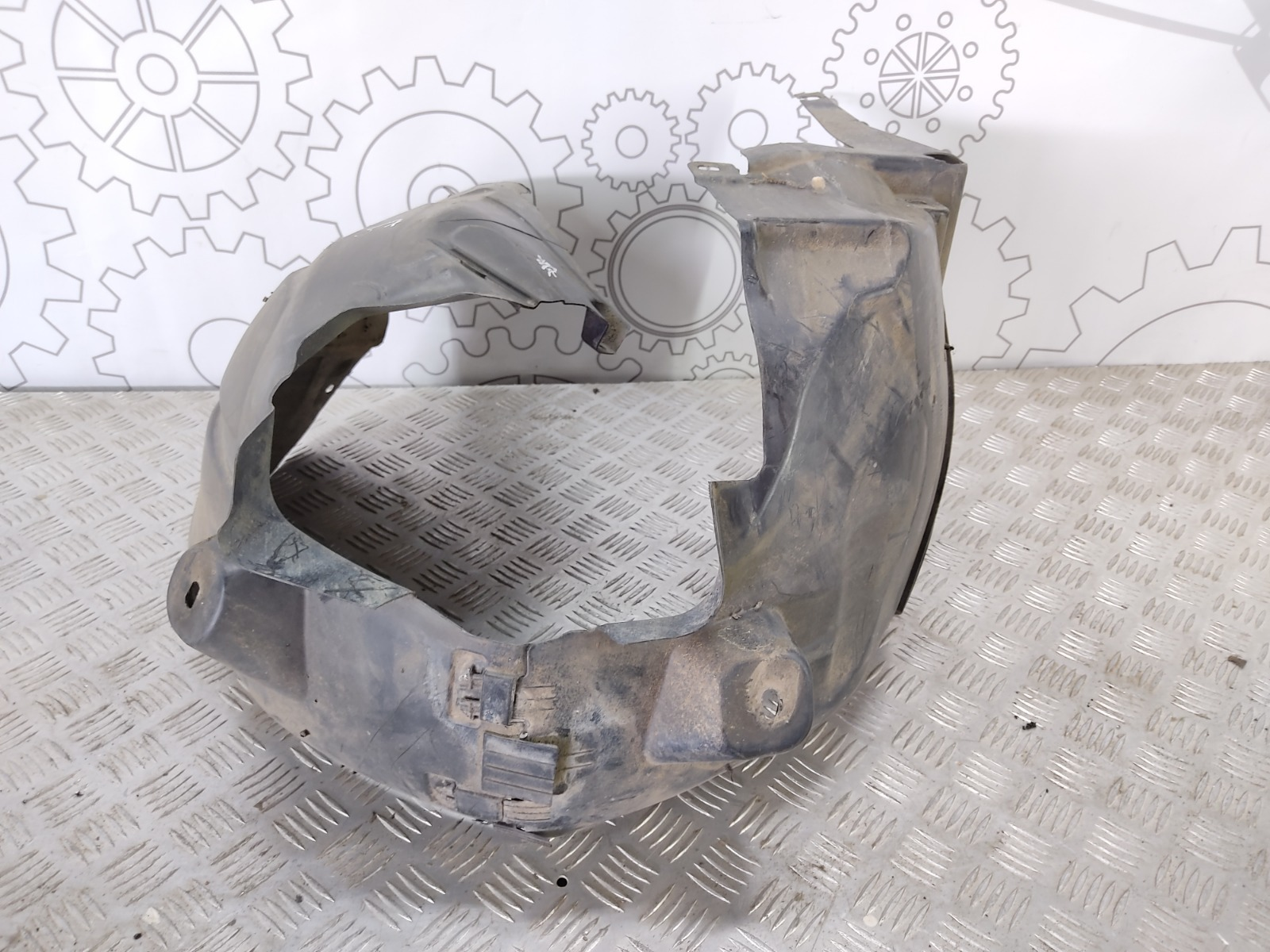 Защита арок передняя правая (подкрылок) Opel Corsa D 1.2 I 2007 (б/у)