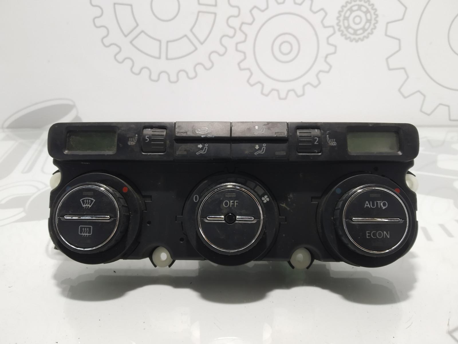 Блок управления печки/климат-контроля Volkswagen Golf 5 2.0 TDI 2004 (б/у)