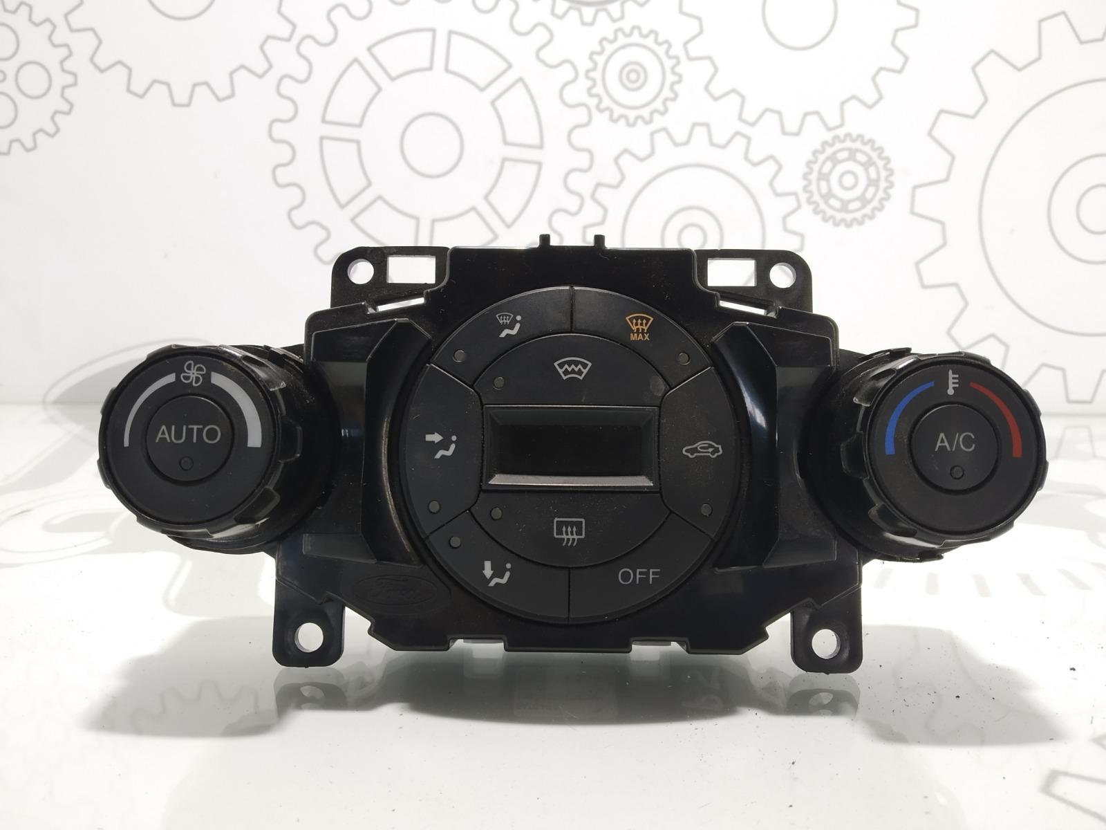 Блок управления печки/климат-контроля Ford Fiesta 1.6 TDCI 2009 (б/у)