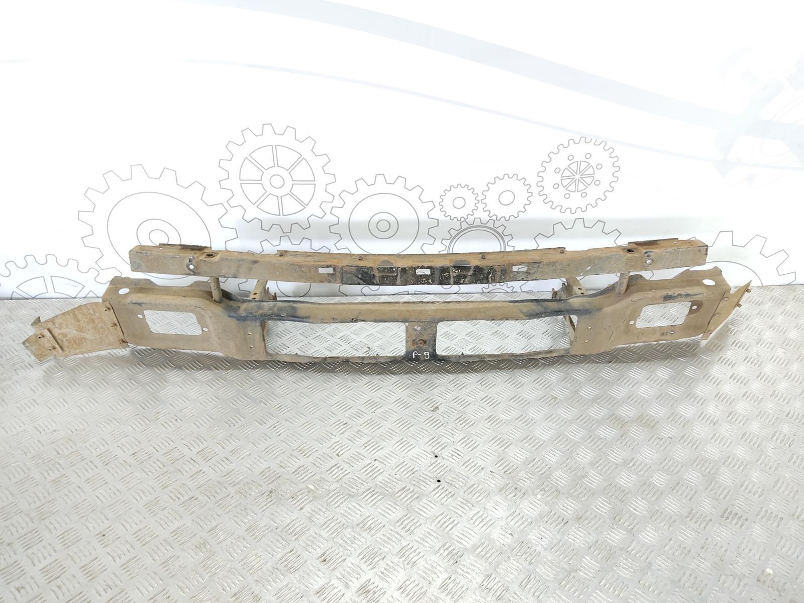 Усилитель бампера переднего Nissan Terrano 3.0 DI 2003 (б/у)