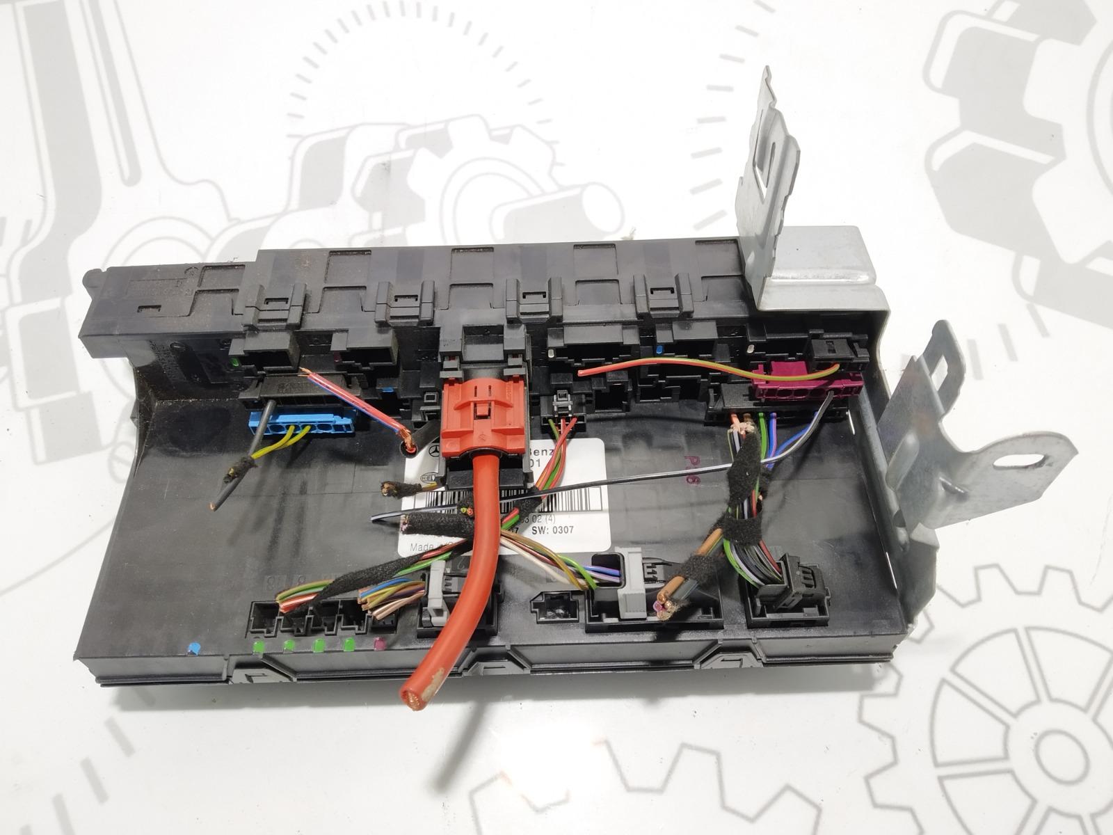 Блок предохранителей Mercedes Clc CL203 2.2 CDI 2009 (б/у)
