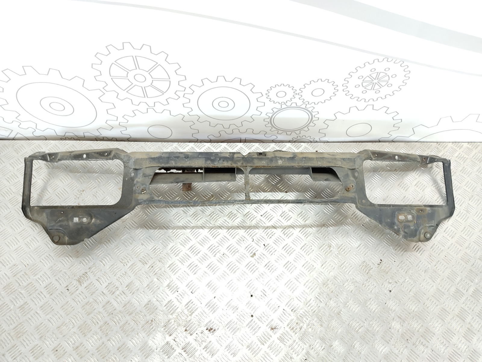 Передняя панель крепления облицовки (телевизор) Citroen Jumpy 1.9 TD 2000 (б/у)
