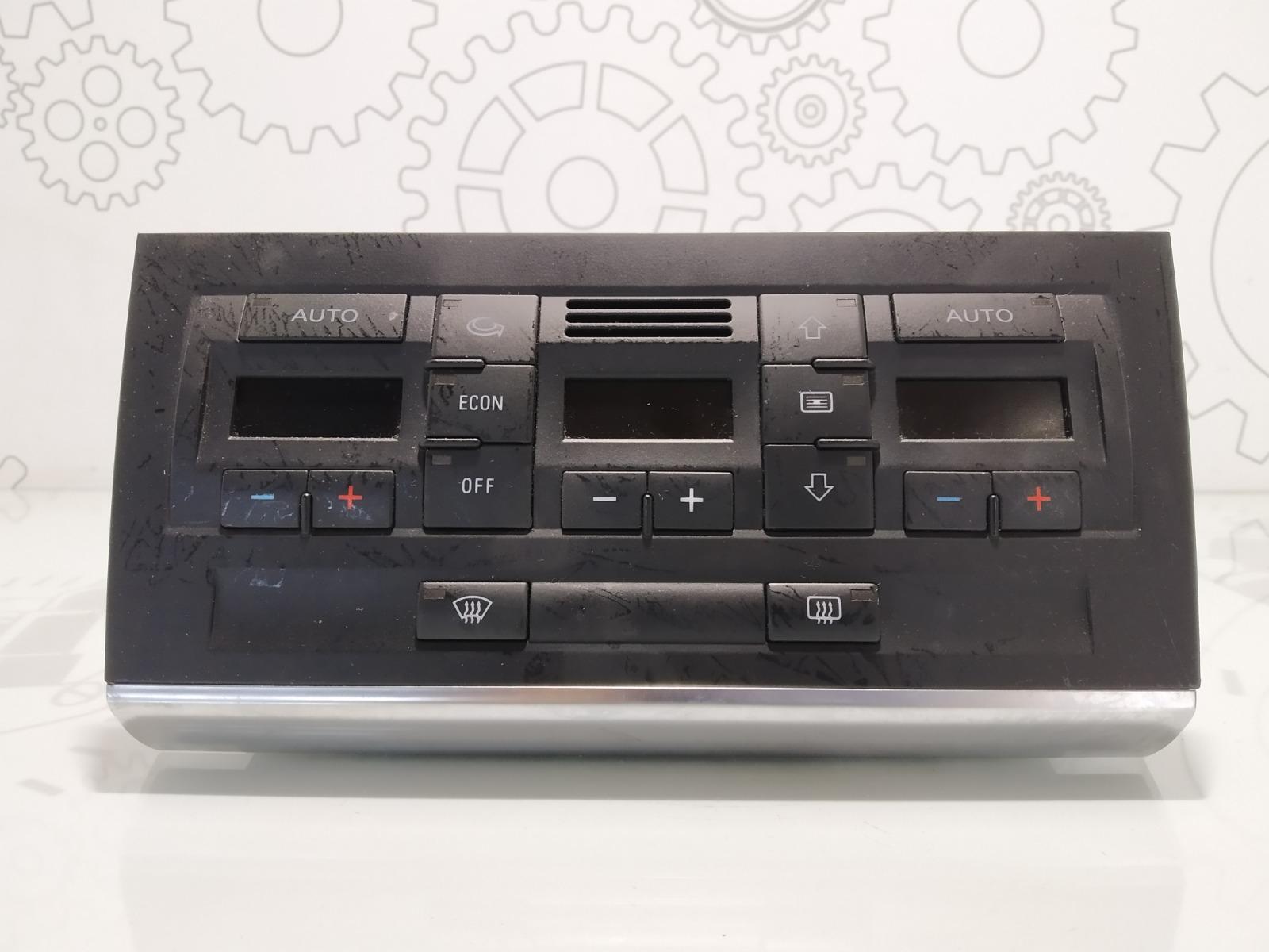 Блок управления печки/климат-контроля Audi A4 B7 2.0 TFSI 2006 (б/у)