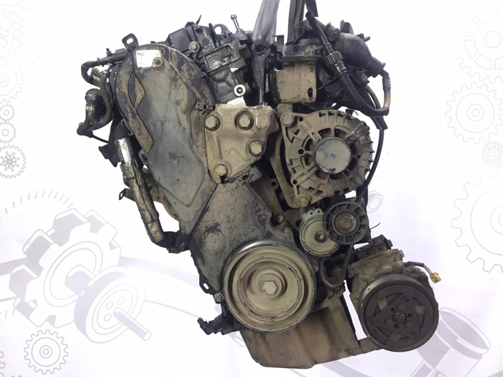 Двигатель дизельный Peugeot Expert 2.0 HDI 2010 (б/у)