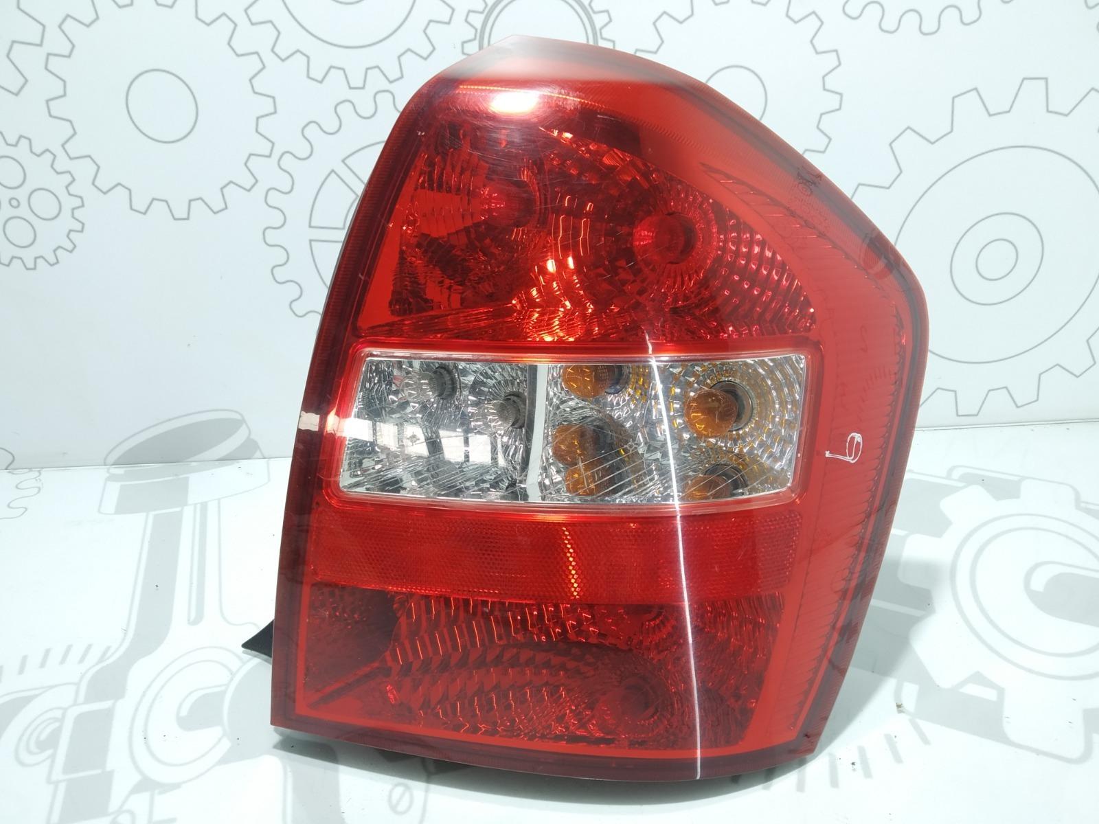 Фонарь задний правый Kia Cerato 1.6 CRDI 2006 (б/у)