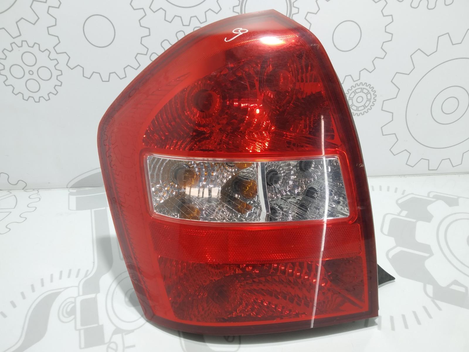 Фонарь задний левый Kia Cerato 1.6 CRDI 2006 (б/у)