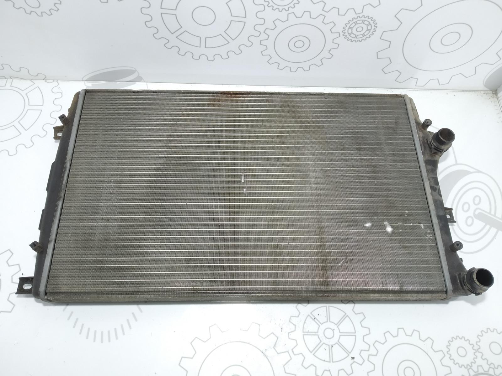 Радиатор (основной) Seat Altea 1.9 TDI 2008 (б/у)
