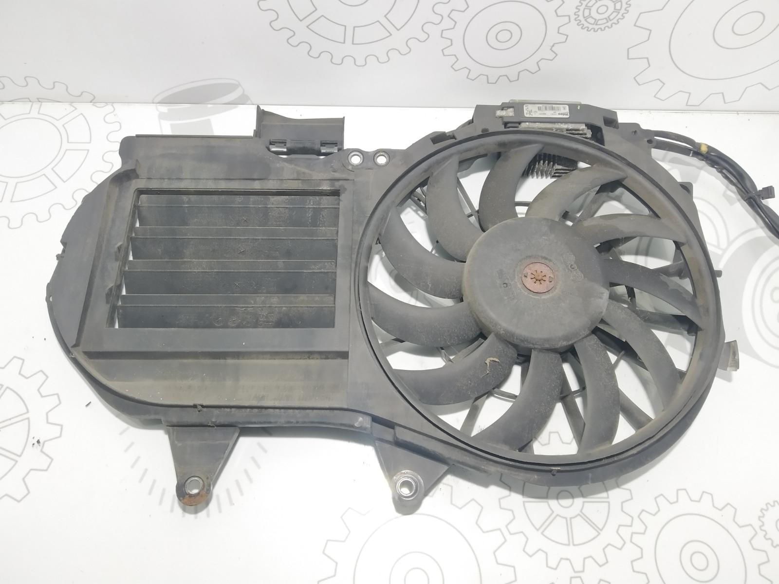 Вентилятор радиатора Audi A4 B7 2.0 TFSI 2006 (б/у)