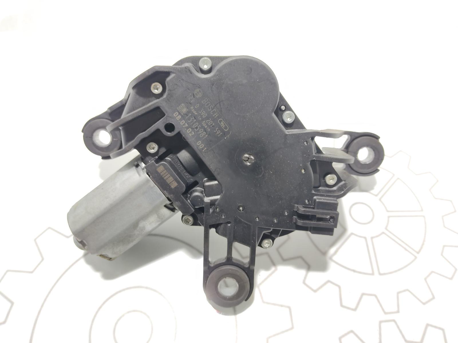 Моторчик заднего стеклоочистителя (дворника) Opel Astra H 1.6 I 2008 (б/у)