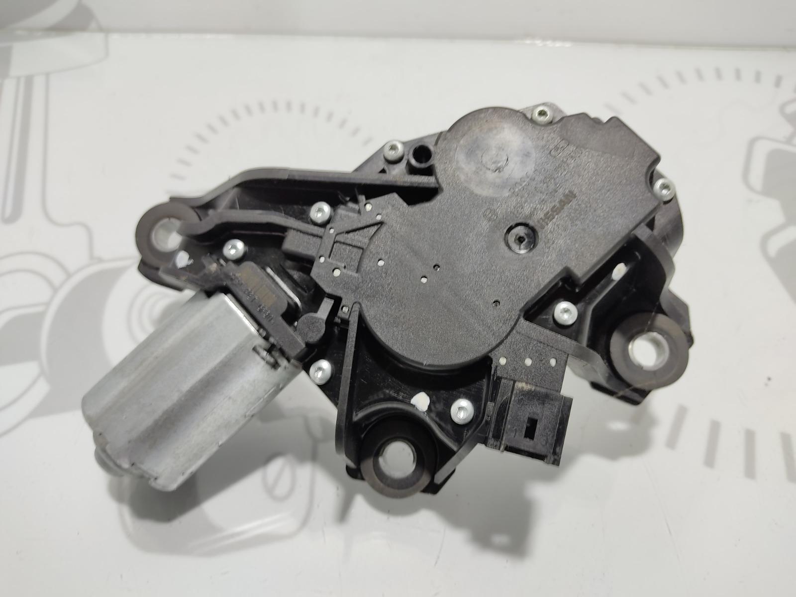 Моторчик заднего стеклоочистителя (дворника) Nissan Qashqai 1.5 DCI 2007 (б/у)