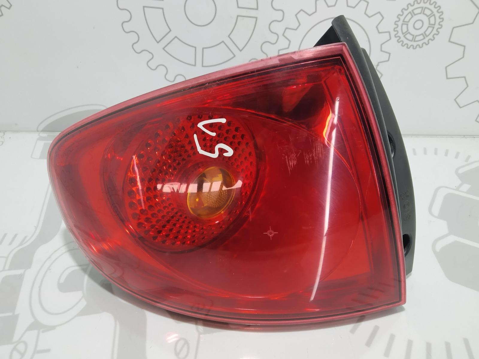 Фонарь задний левый Seat Altea 1.9 TDI 2008 (б/у)