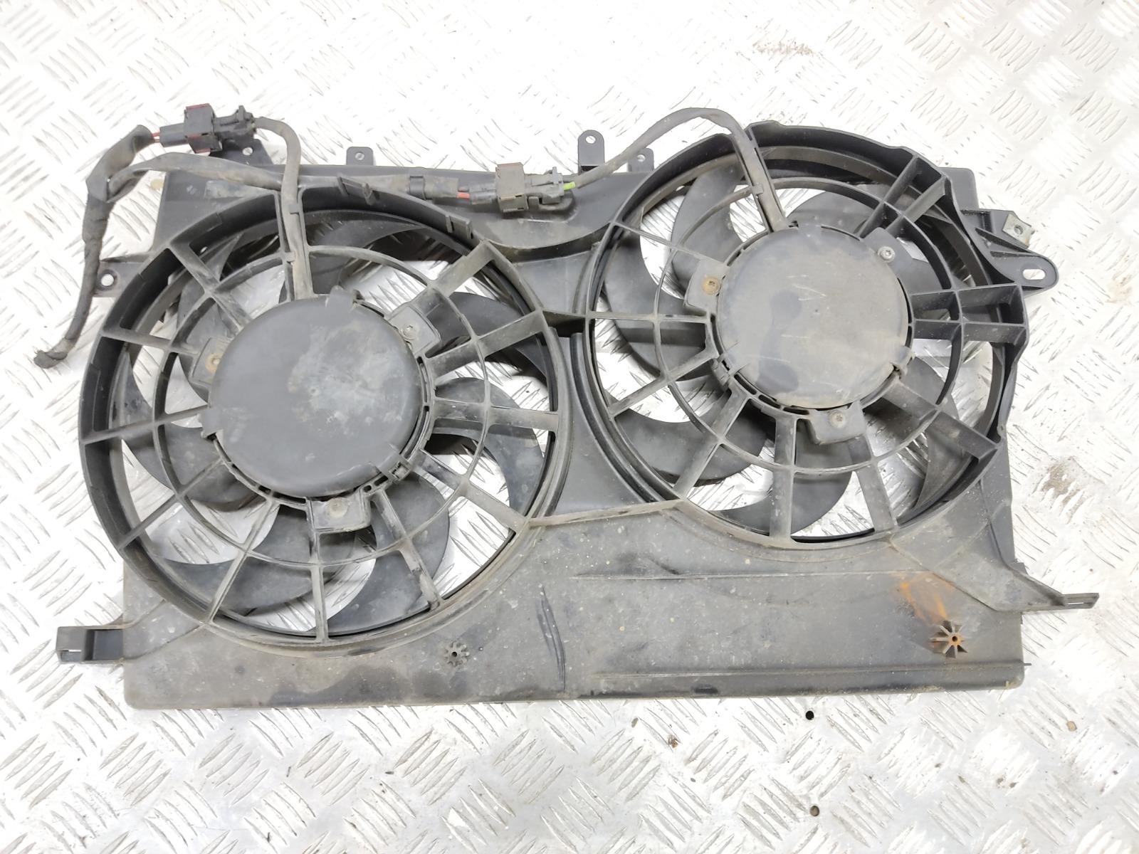 Вентилятор радиатора Saab 9-5 2.2 TID 2004 (б/у)