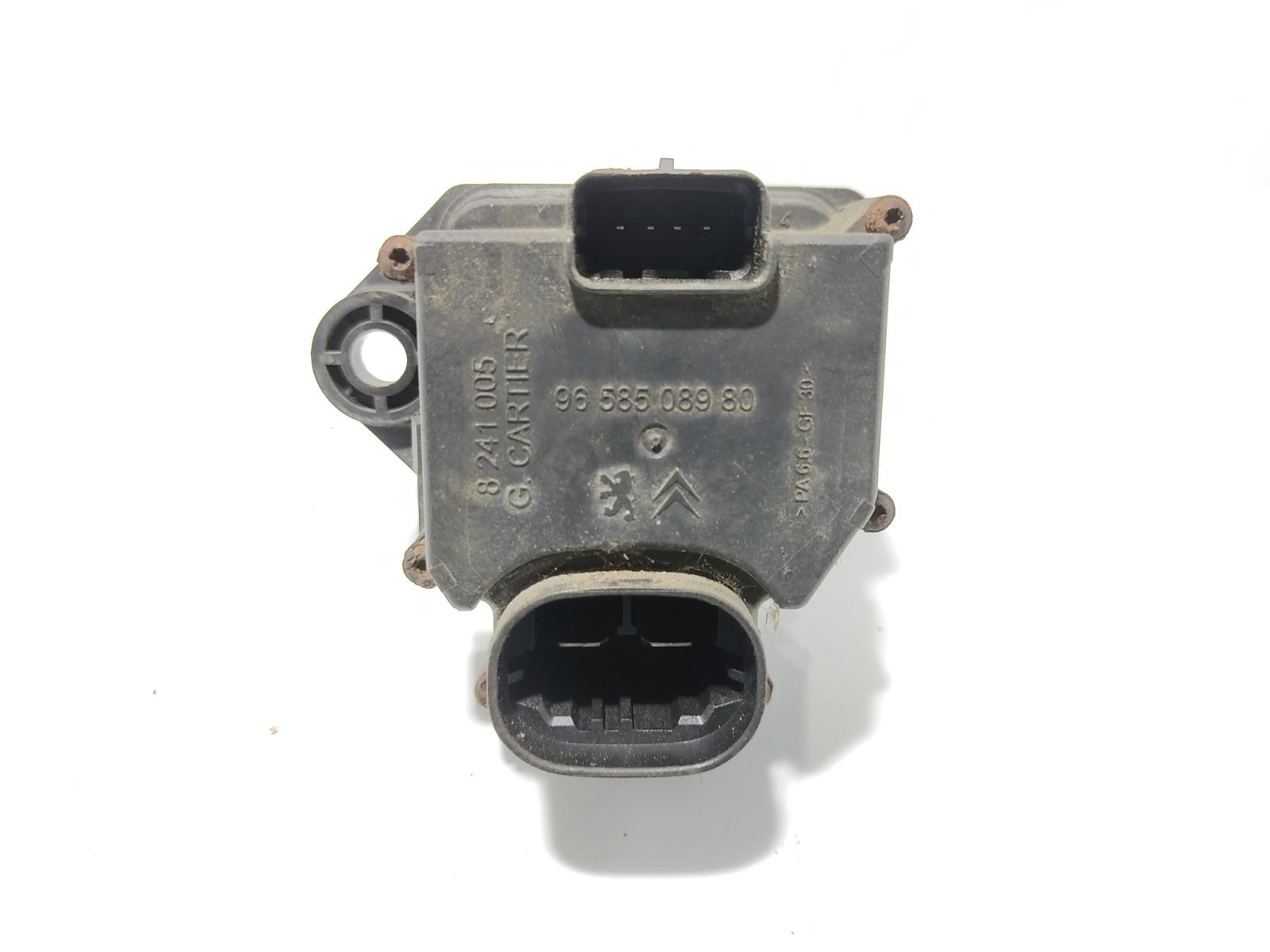 Блок управления вентилятором радиатора Citroen C4 1.6 I 2005 (б/у)