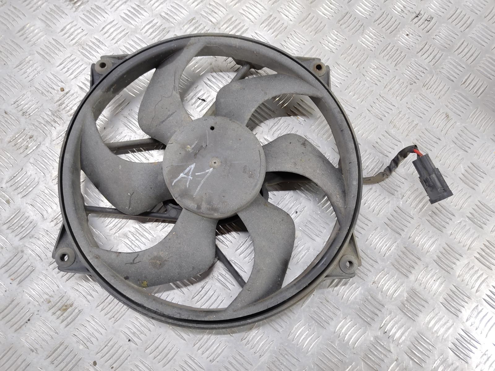 Вентилятор радиатора Citroen C4 1.6 I 2005 (б/у)