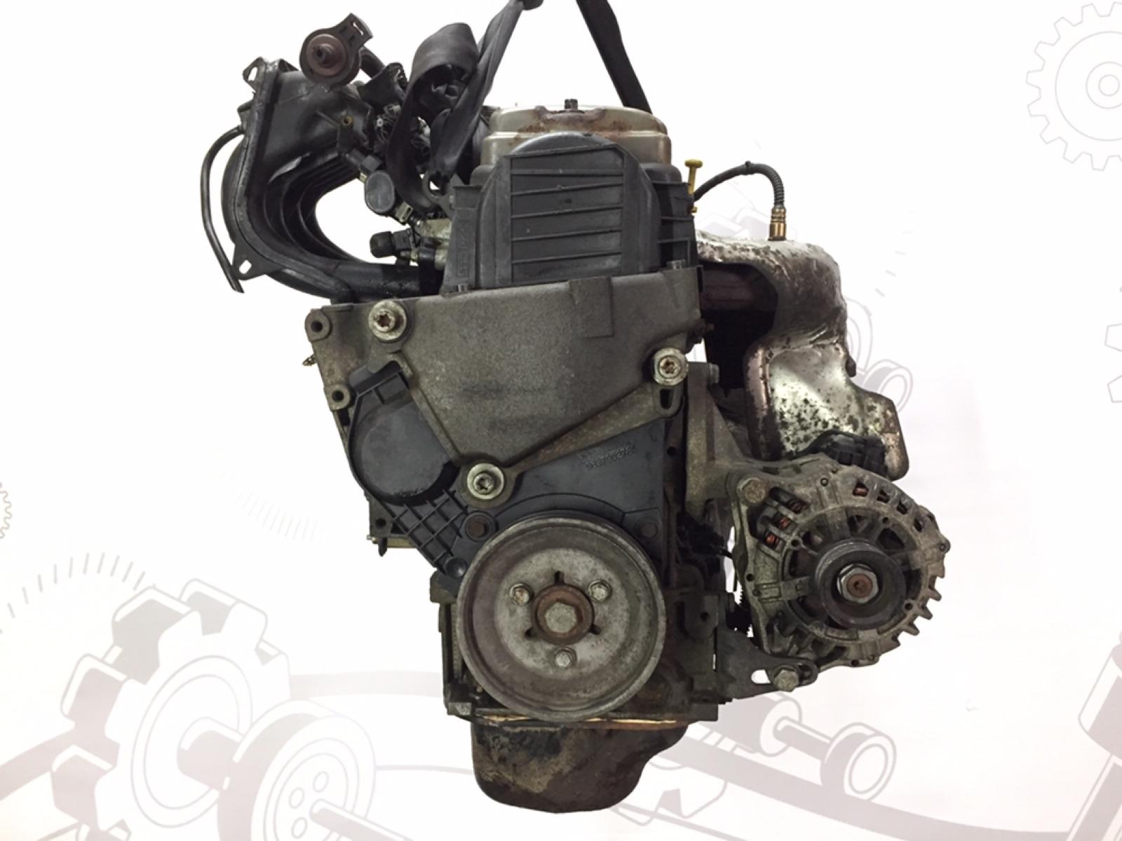 Двигатель бензиновый Citroen C2 1.1 I 2005 (б/у)