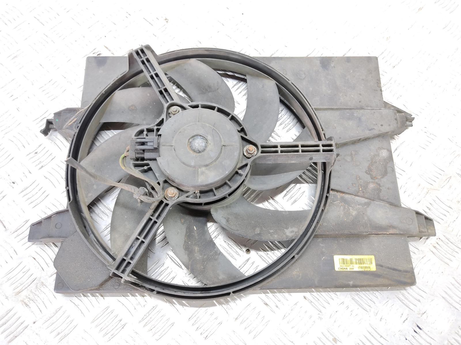 Вентилятор радиатора Ford Fiesta 1.6 I 2008 (б/у)