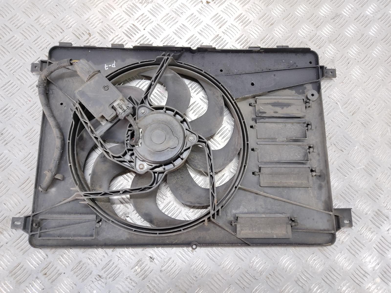Вентилятор радиатора Ford Mondeo 2.0 TDCI 2010 (б/у)