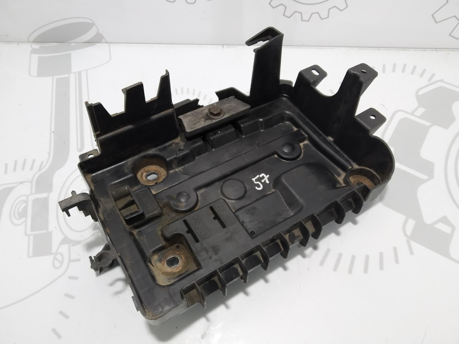 Полка аккумулятора Opel Corsa D 1.2 I 2007 (б/у)